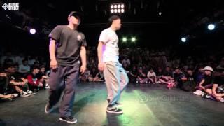 Popbong vs Hoan – Feel The Funk Vol.10 Pop Side / Quarter Final