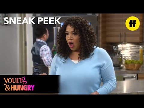 Young & Hungry 3.03 (Clip 'Yolanda's Pregnant?')