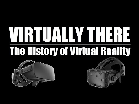 A Brief History of Virtual Reality in Movies