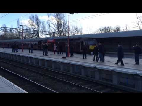 Highlights from Stafford Station | 2/3/15