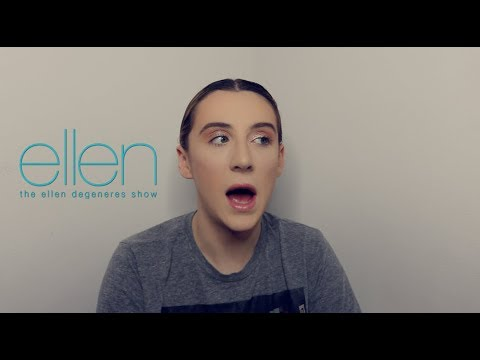 UNINVITED FROM THE ELLEN SHOW (with proof)