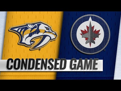 03/01/19 Condensed Game: Predators @ Jets