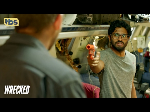 Wrecked: Watch Season 1 NOW! [PROMO] | TBS