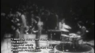 I Want To Hold Your Hand, The Beatles (Live In Washington, D.C. 1964)
