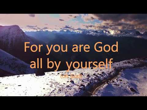 God All By Yourself - Eben