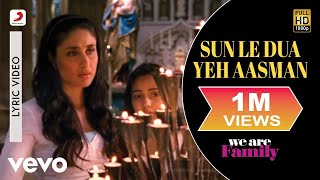 Nonton We Are Family   Sun Le Dua Yeh Aasman Lyric   Kareena  Kajol Film Subtitle Indonesia Streaming Movie Download