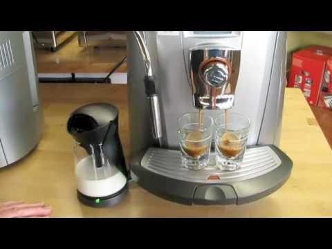 Saeco Talea Touch Superautomatic Espresso Machine