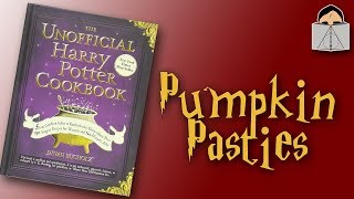 Making Pumpkin Pasties | A Wizard in the Kitchen