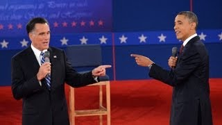 Video Raw Video: Second Obama - Romney presidential debate MP3, 3GP, MP4, WEBM, AVI, FLV September 2019