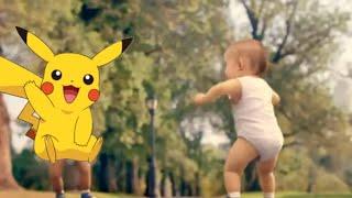 download lagu download musik download mp3 Anak Bayi - Baby Dance Goyang Pokemon Pikachu Lucu