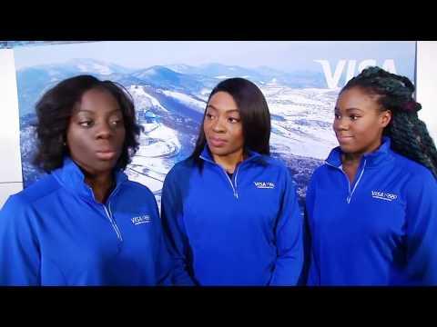 Afrikanische Bobmannschaft: Team Nigeria reist zu den O ...