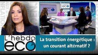 Emission L'hebdo ECO : La transition énergétique : un courant altérnatif ?