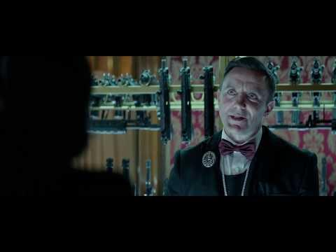 De compras con John Wick (John Wick 2: Pacto de sangre)