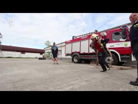 Železný hasič Brandov přivítal v roce 2016 celkem třicet účastníků, včetně jedné ženy