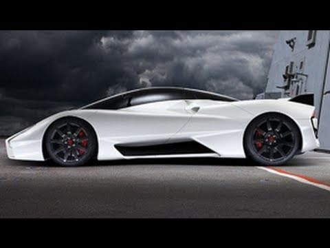 Fastest Car in the World: Aero II, Porsche to F1, Jaguar CX-75 Electric Supercar