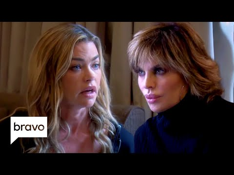 Lisa Rinna Tries to Get to the Bottom of Sex Rumor | RHOBH Highlights (S10 Ep13)