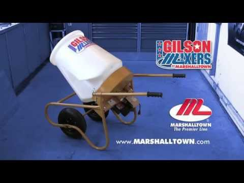 59000D Wheelbarrow Mixer Assembly