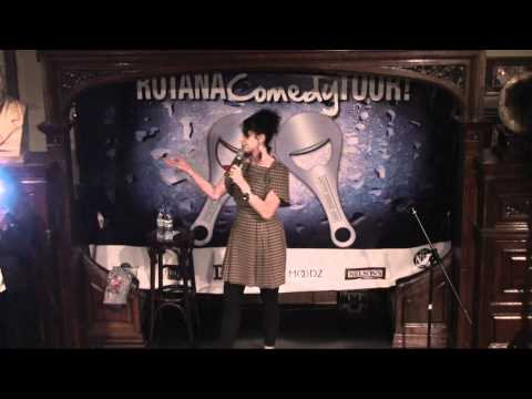 Mina Liccione Stand Up Comedy - Fox News