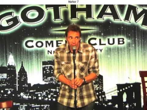 Paul Mecurio - Gotham Comedy Club 2012