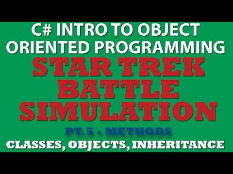 C# Star Trek Battle Simulator Pt.5: Finishing Method Implementation