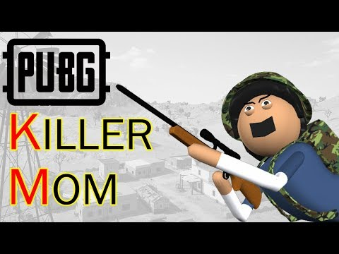 PUBG Killer Mom | पब जी किलर माँ  | PUBG Comedy | Goofy Works | Comedy toons