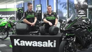 8. Kawasaki Merchandise & Accessories Talk - KLR650 Luggage
