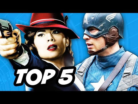 Agent Carter Episode 1 - 2 Review and Marvel Easter Eggs