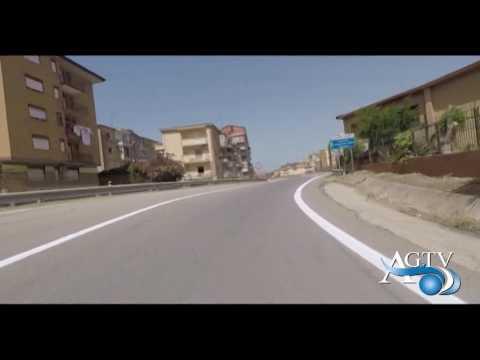 Riaperto oggi il viadotto Akragas II NewsAgtv