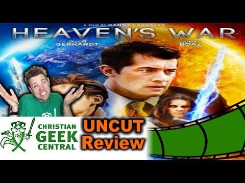 """Heaven's War"" or ""Christian Geek Movies"" - CGC UNCUT REVIEW"