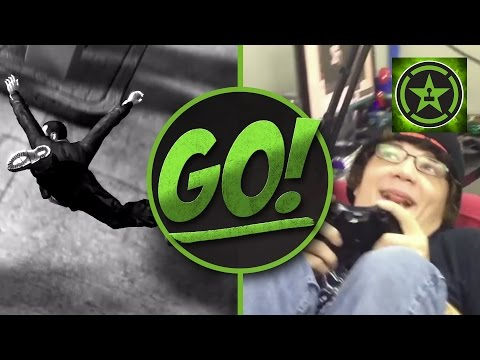 hunter - For the one year anniversary of Go, Geoff throws a curve ball to the gang! This week, two stickers are up for grabs: one for redoing Go episode five and one for recreating episode two (get...