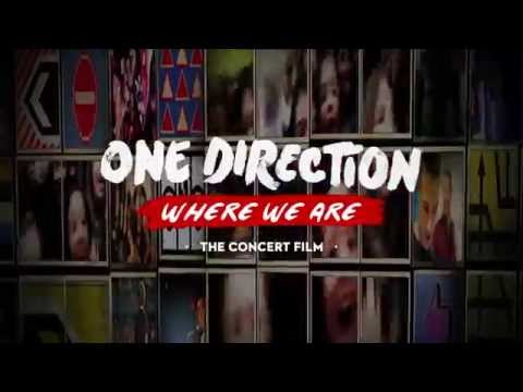 Concert - One Direction's 'Where We Are' concert film will be coming to cinemas worldwide on the 11th and 12th October. With exclusive footage and behind the scenes content, you can re-live the entire...