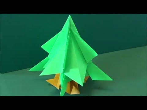 Plant Tutorial - 009 -- Christmas Tree