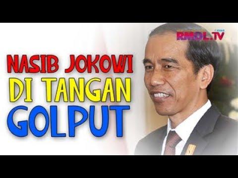 Nasib Jokowi Di Tangan Golput