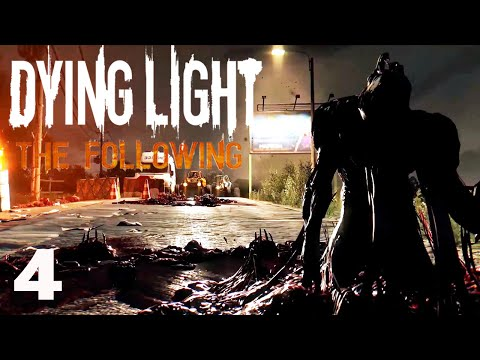 Let's Play - Dying Light The Following DLC -  Time To Get Wet