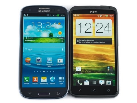 HTC One X - For more details, check out our web site: http://www.phonearena.com/reviews/Samsung-Galaxy-S-III-vs-HTC-One-X_id3034 The HTC One X was the first new-generati...