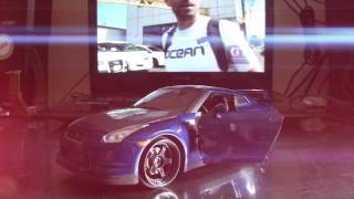 Nonton Unboxing Jada Fast and Furious 7 Paul Walker's Nissan Skyline GT-R R35 diecast Film Subtitle Indonesia Streaming Movie Download