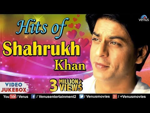 Video SHAHRUKH KHAN HITS : Best Bollywood Romantic Songs | VIDEO JUKEBOX | Best Hindi Songs download in MP3, 3GP, MP4, WEBM, AVI, FLV January 2017