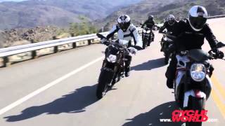 7. Unusual Suspects - Naked Sportbike Shootout