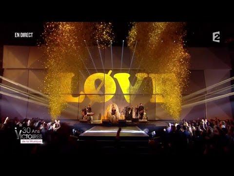 Chou Wasabi | Victoires de la Musique 2015