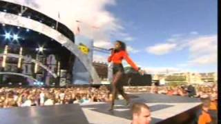 T4 on the Beach 2008 - Kelly Rowland - Destinys Child Medley