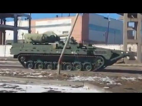 В сети появилось видео БМП на базе «Арматы»