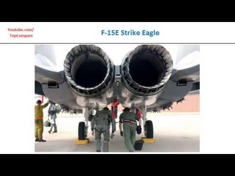 F-15E Strike Eagle, Fighter Aircraft...