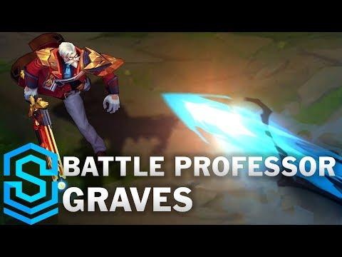 Graves Giáo Sư Không Gian - Battle Professor Graves