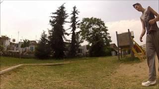 Panos DrEaMeR -Dk Kyrsanidis (Parkour ~ Free Running) 2013