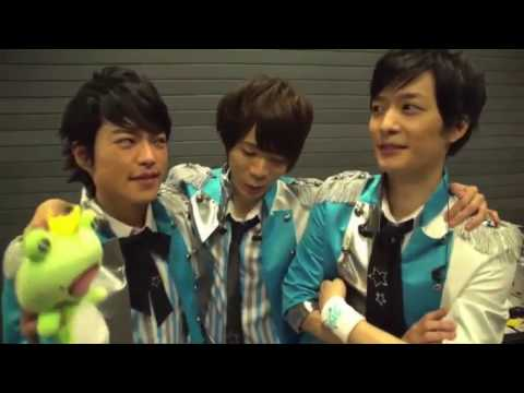IDOLM@STER SideM 2nd Live Brilliant Side Backstage (DRAMATIC STARS, Beit)