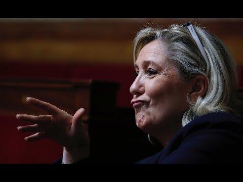 Frankreich / Deutschland: Le Pen spricht von deutsche ...