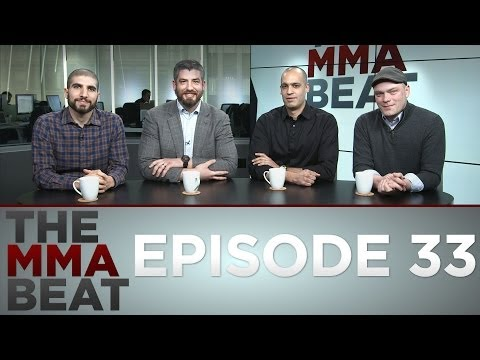 The MMA Beat: Episode 33