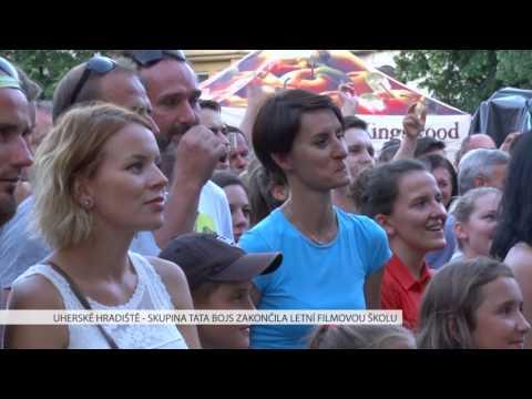 TVS: Deník TVS 7. 8. 2017