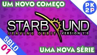 Neste vídeo se inicia a nova expedição espacial no Plataforma Sandbox Starbound, que agora esta em sua versão completa 1.0 e ganha os sobrenomes ...