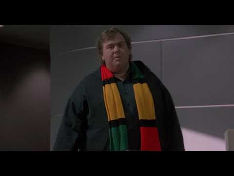 COOL RUNNINGS | Irv Confront His Old Coach